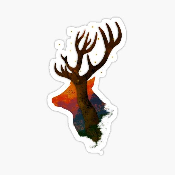 Alone Sticker
