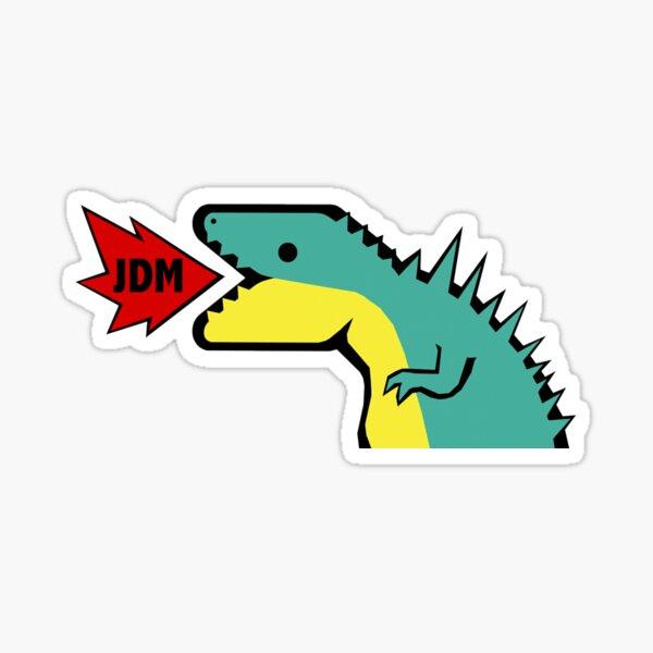 JDM Dino Sticker