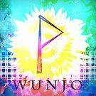 Wunjo by Mystikka