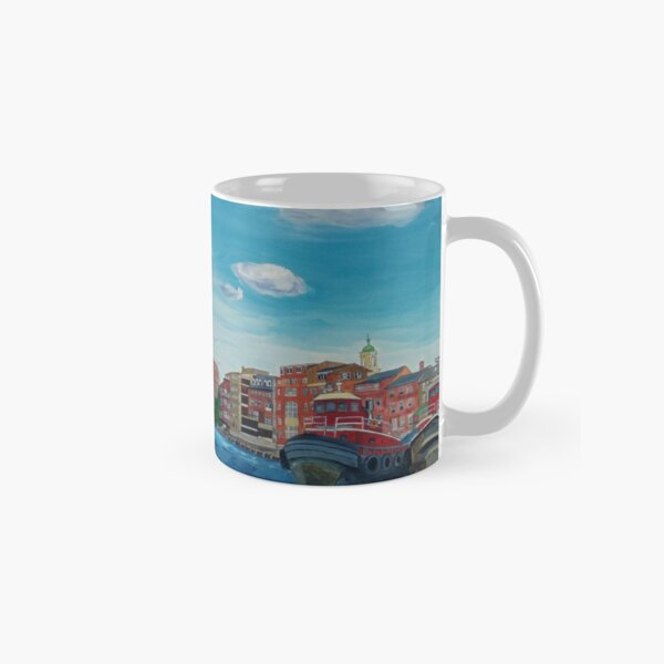 portsmouth harbour Classic Mug