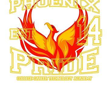 Phoenix Pride by CCTA
