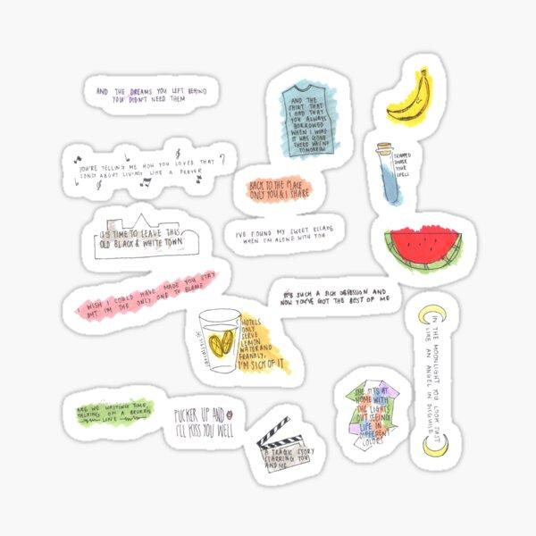 QUOTES & SUCH Sticker
