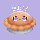 Cutie Pie by doodlecarrot