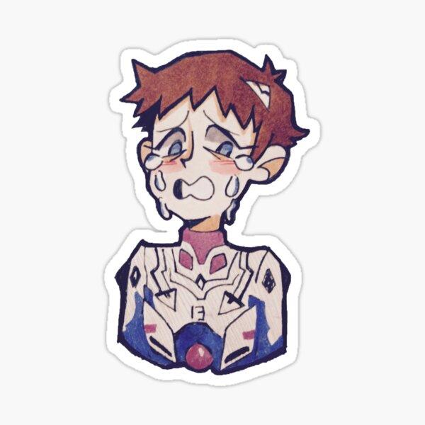 Shinji Sticker