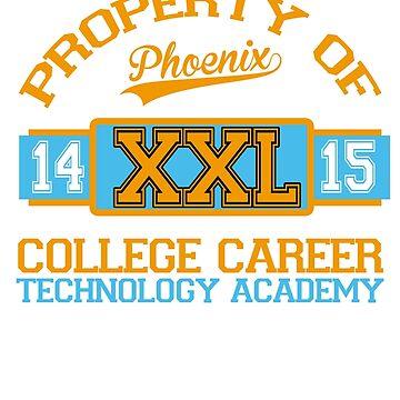 Phoenix 3 by CCTA