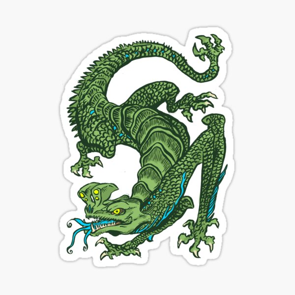 Godzilla Movie Stickers Redbubble Looking for information on the anime godzilla 1: redbubble
