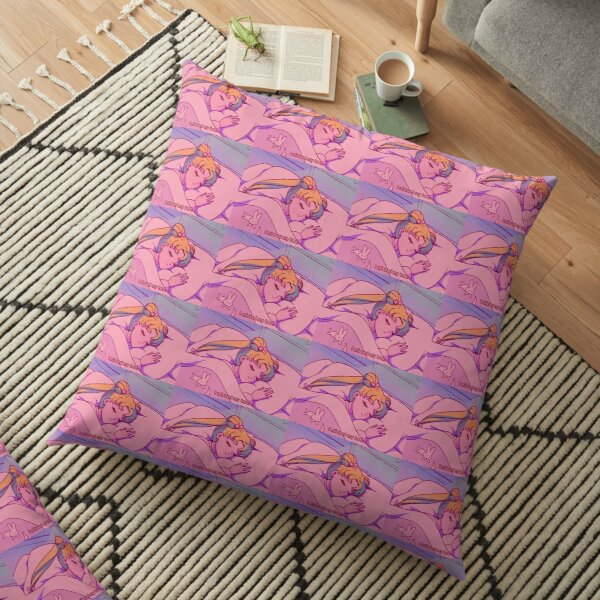 Sailor Moon Sleeping  Floor Pillow