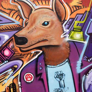 Graffiti  by JaydenBrice