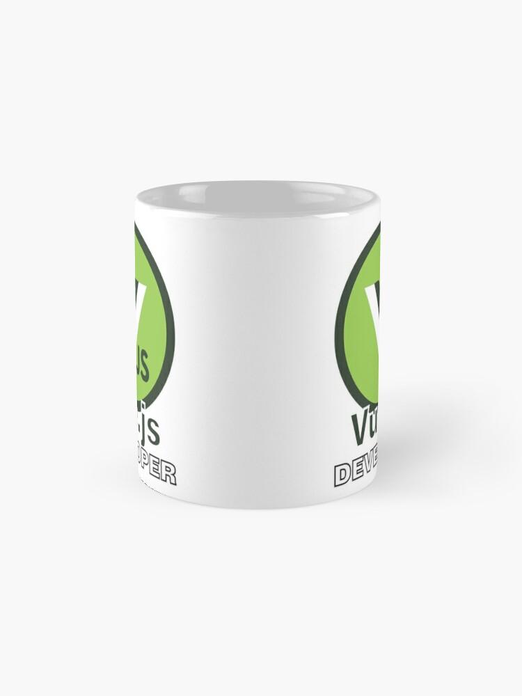 Alternate view of ★ Vue.js Developer Mug