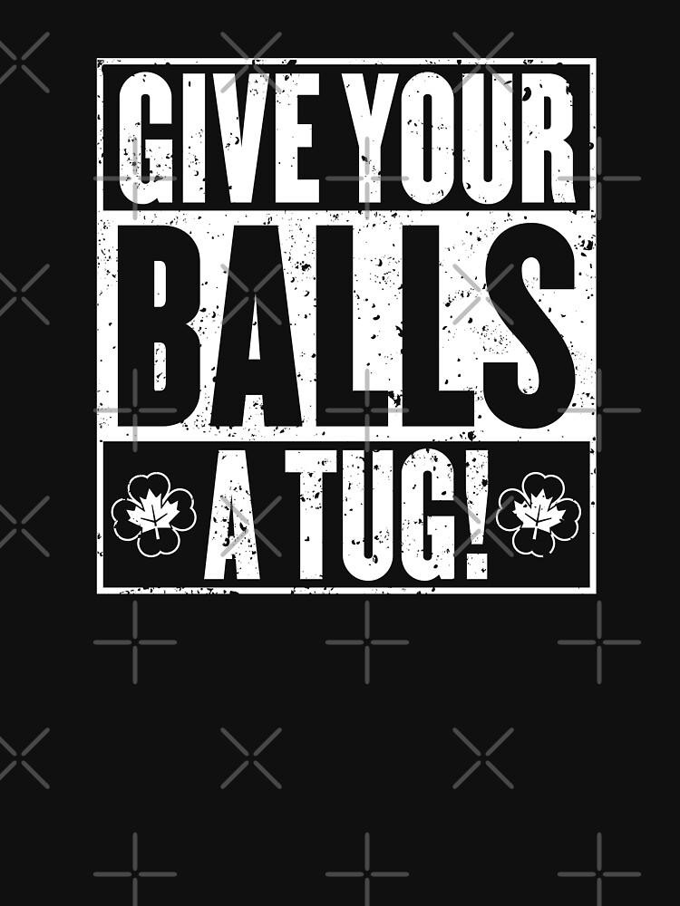 Give your balls a tug - [Rx-RB] by RoufXis