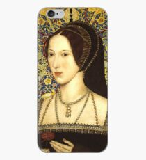Anne Boleyn, Queen of England iPhone Case