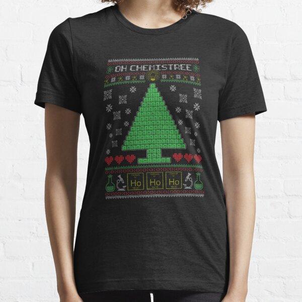Chemistree uglysweater gift Essential T-Shirt