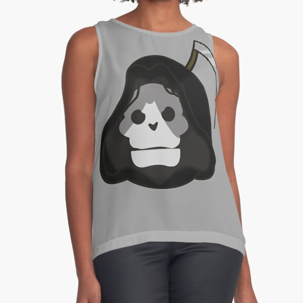 Grim Reaper! Sleeveless Top