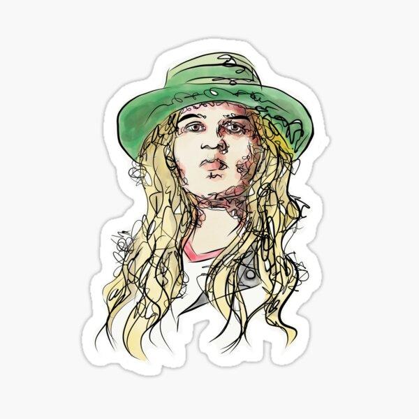 Andrew Wood Sticker