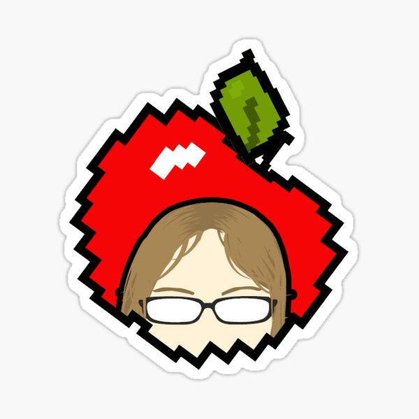 Some Nerd Girl Sticker