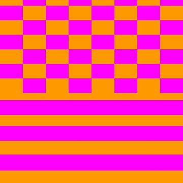 CHECKERED MADNESS by IMPACTEES