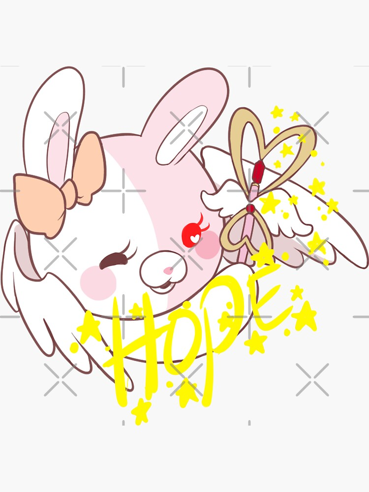 """Super Dangan Ronpa 2 Monomi"" Sticker by toifshi   Redbubble"
