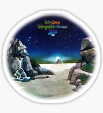 Yes - Tales From Topographic Oceans Sticker