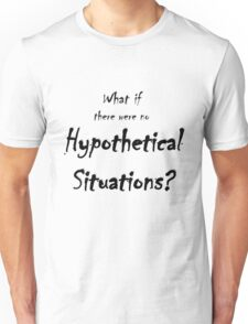 What if...? Unisex T-Shirt