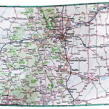 Hoja de ruta de Colorado de Havocgirl