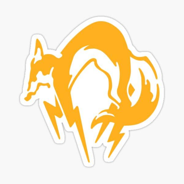 Metal Gear Solid - FOX Sticker