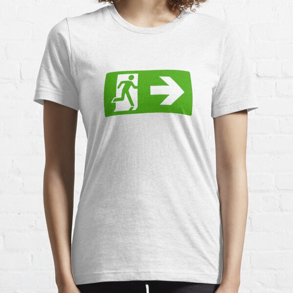 Exit Essential T-Shirt