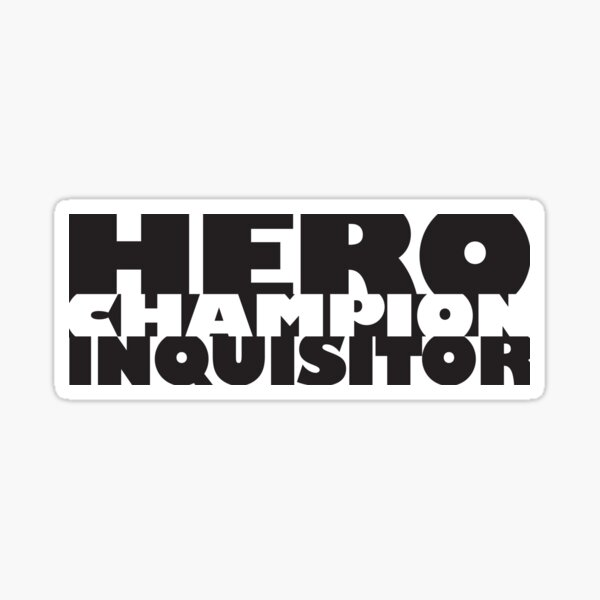 Heroes of Thedas Sticker