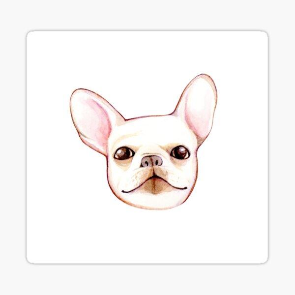 French Bulldog lovers! Sticker