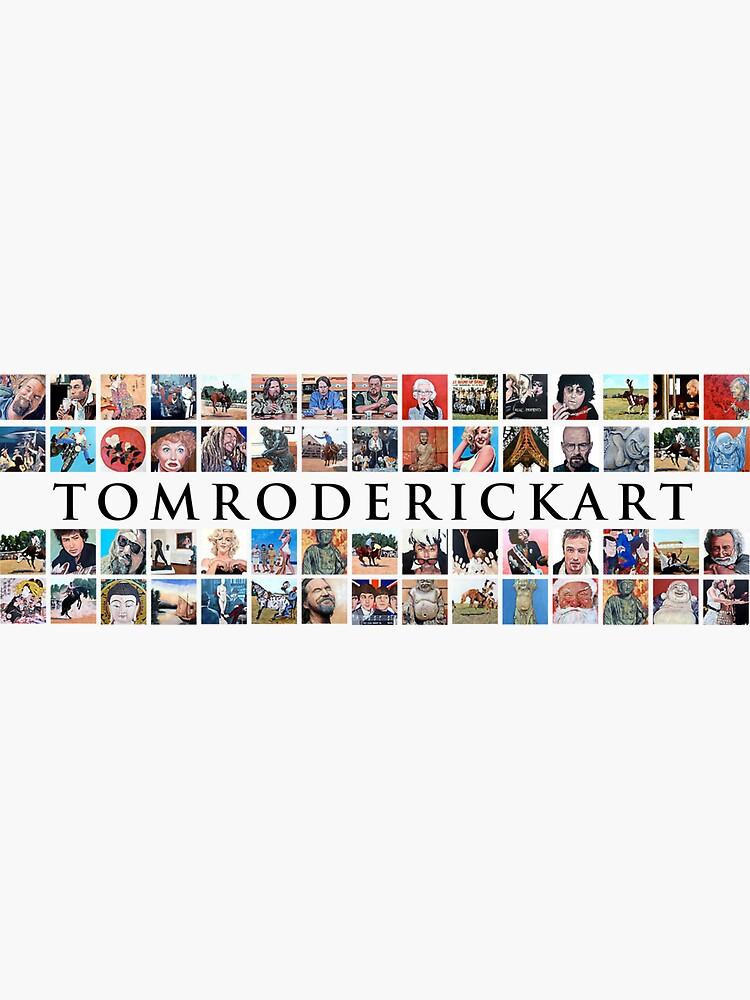 Tom Roderick Art by donnaroderick