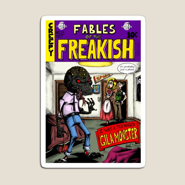 Fables of the Freakish Magnet