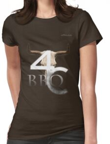 4cbbq.com Womens Fitted T-Shirt
