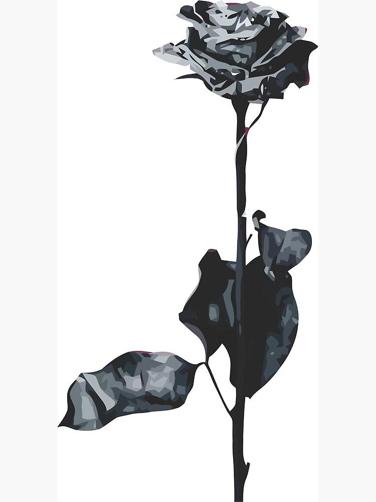 blackbear Deadroses Poster Print Wall Decor Gift