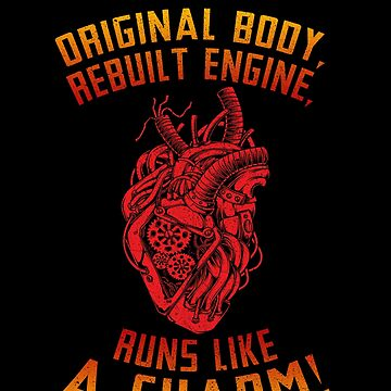 Original body is running T-shirt by mjacobp