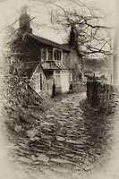 The Old Lakeland House - Grasmere, Cumbria by David Lewins
