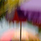 Cafe umbrellas #01 by LouD