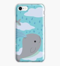 The Flying Whales iPhone Case/Skin