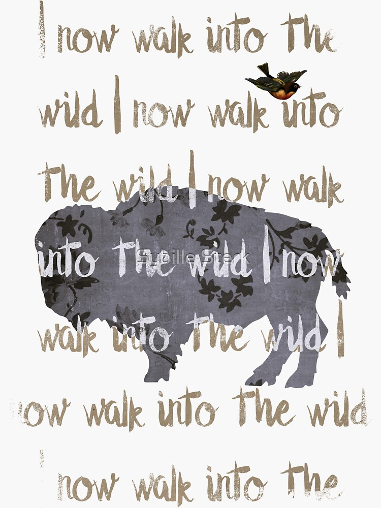 Walk into the wild by MagpieMagic