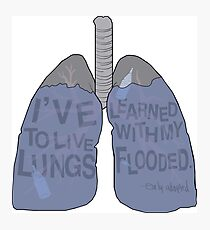 Lungs Photographic Print