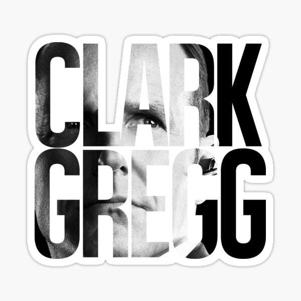 Clark Gregg Sticker