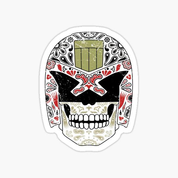 Day of the Dredd - Variant Sticker