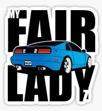 My Fairlady Z Glossy Sticker