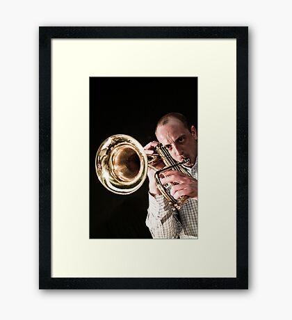 Blow it!! Framed Print