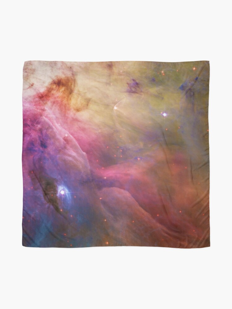 Alternate view of Orion Nebula Emission Space Galaxy, RBSSG Scarf