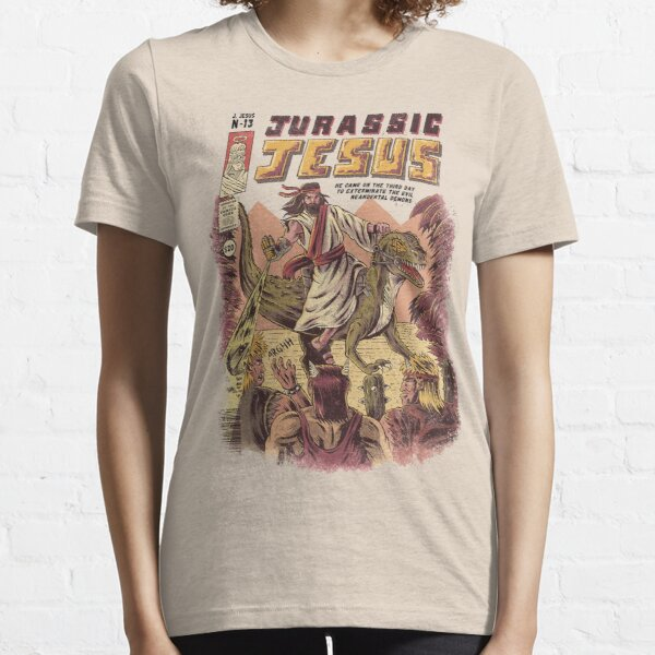 JURASSIC JESUS Essential T-Shirt