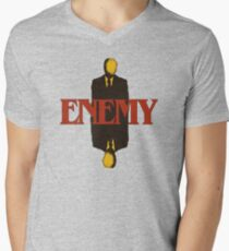 Enemy Men's V-Neck T-Shirt