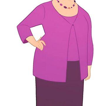 Phyllis de la oficina de clairelinner