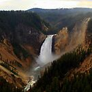 The Canyons - Yellowstone by Vivek Bakshi