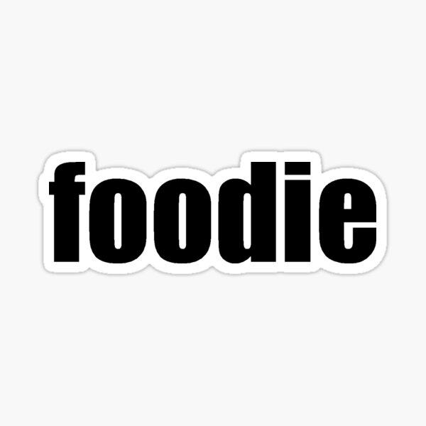 foodie Sticker