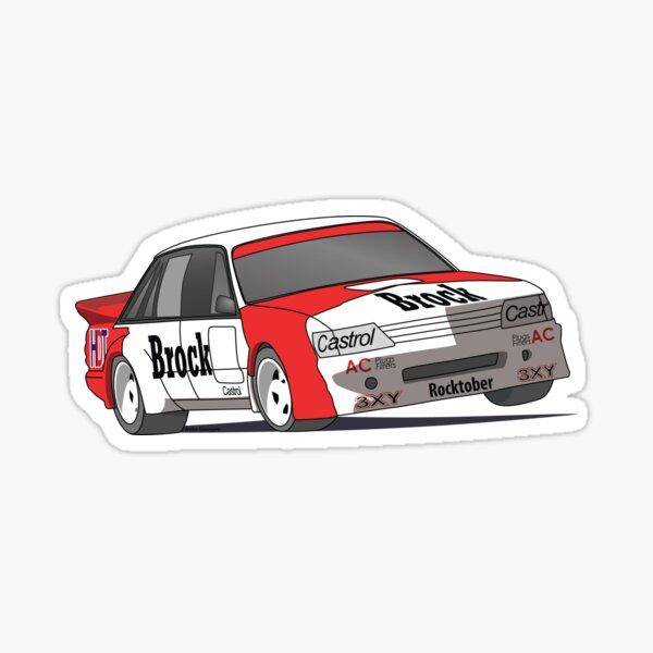 VK Brock Edition Commodore Sticker