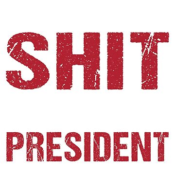 I Could Shit A Better President by BiagioDeFranco